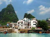 Yangshuo Xi Town River View Inn