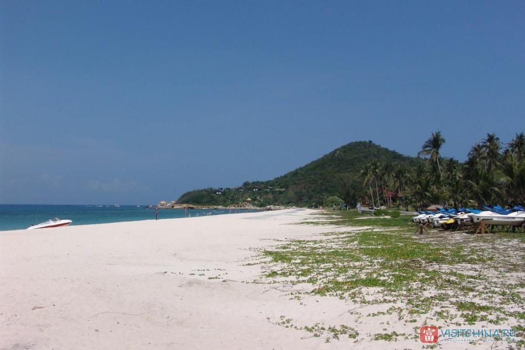 Остров пиратов фото хайнань