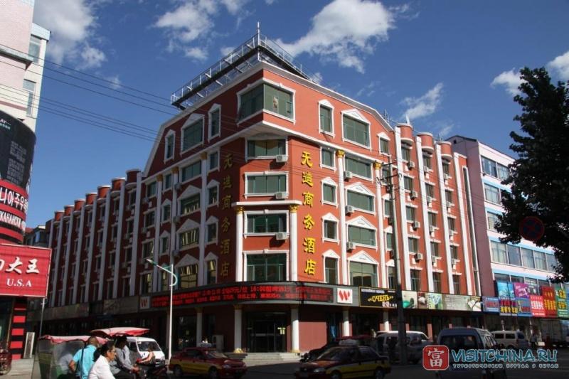 фото съемки цзиньбайли хуньчунь фото многоэтажные современные