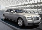 Для китайцев построили длиннобазный Rolls-Royce Ghost