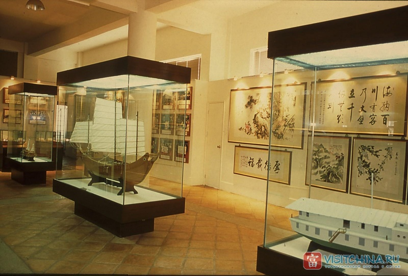 Lin Zexu Memorial Museum of Macau