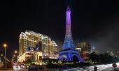 Eiffel Tower Experience at Parisian Macao (Эйфелева башня в Макао)