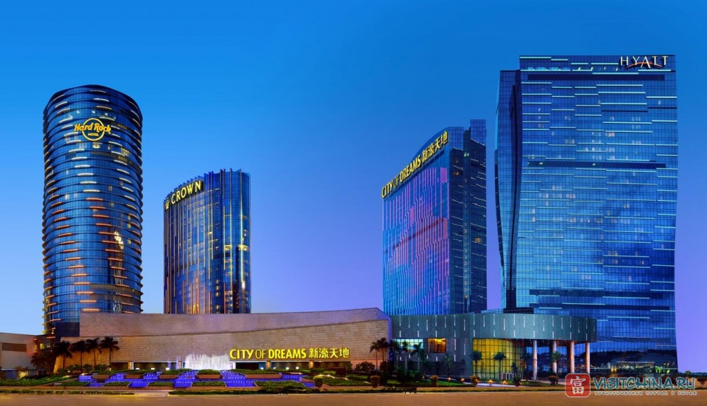 City of Dreams Manila Now Open Casino Hotels Roxas