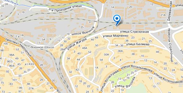 Адрес: Россия, Хабаровский