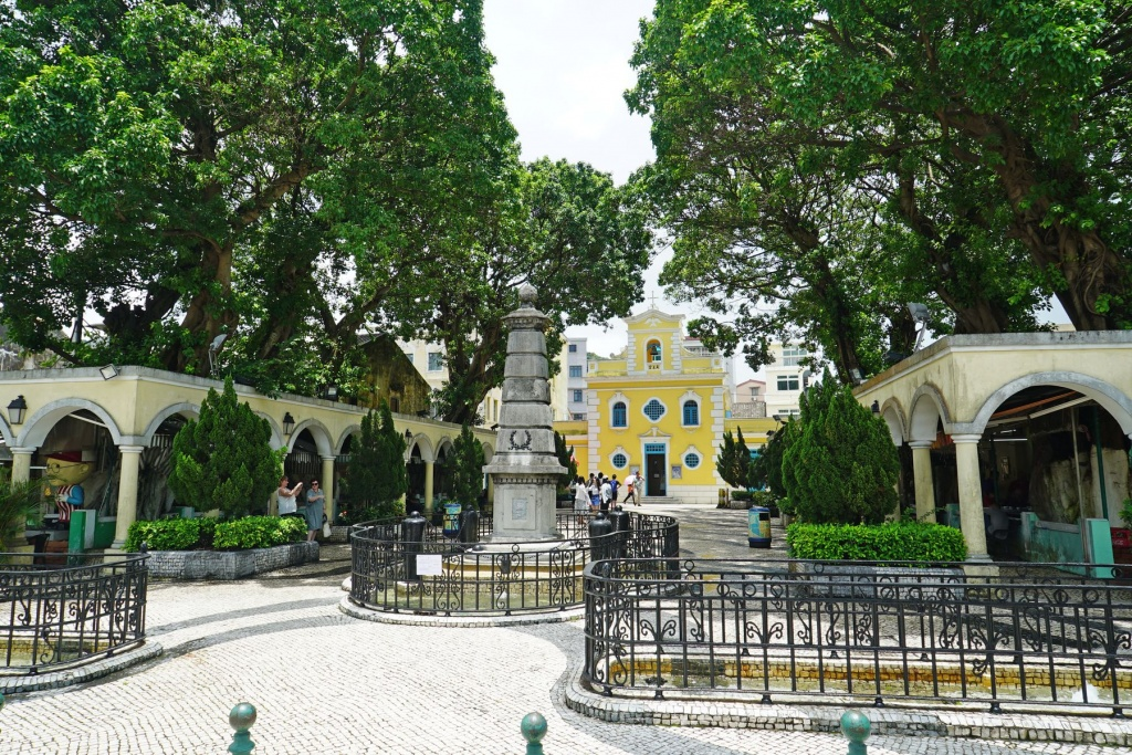 Taipa Village Macau (Coloane Village)