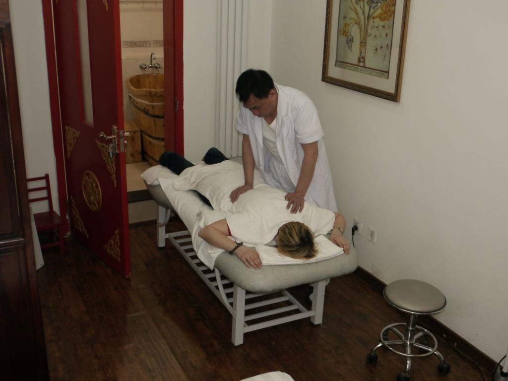Вакуум терапия баночный массаж